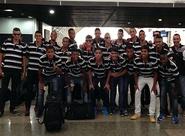 Pensando na estreia da Copa SP, Sub-19 do Vozão viajou para Araraquara/SP