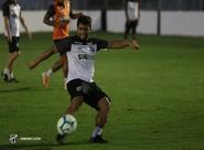 """Felipe Silva: """"Do meio pra frente a concorrência é muito forte"""""""