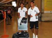 Elenco treinou e viajou para Belo Horizonte