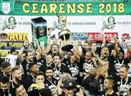 No Castelão, Ceará bate o Fortaleza de novo e é Bicampeão Cearense
