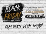 Black Friday: Na renovação ou adesão do plano de Sócio Torcedor, ganhe mais 3 meses grátis