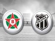 Contra o Boa Esporte, Ceará busca recuperação na Série B