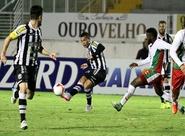 Ceará erra nas finalizações e só empata com o Boa Esporte: 0 x 0
