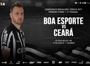 Em Varginha, Ceará encara o Boa para se firmar no G4 da Série B