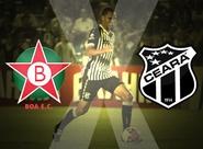 De olho no Boa Esporte, Ceará viaja para Belo Horizonte/MG