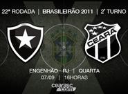 Vozão viaja para disputar a 22ª rodada do Brasileirão
