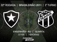Contra o Botafogo, Ceará busca quebrar tabu de 36 anos