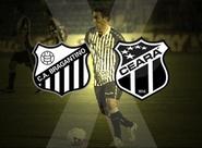 Ceará vai encerrar a preparação para o jogo de amanhã