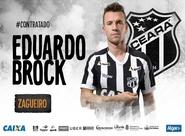 Zagueiro Eduardo Brock reforça o Ceará no restante do Brasileirão