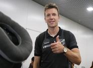 Após reapresentação pela manhã, Ceará segue viagem para o Rio de Janeiro