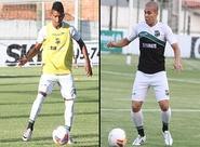 Buiú e Fernandinho prometem empenho máximo contra Tupi