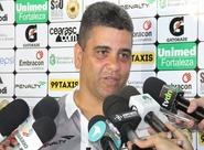 """Marcelo Cabo: """"Venho pra ficar e peço trabalho, vitória e silêncio"""""""