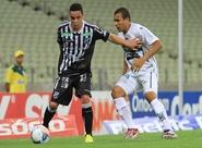 Em jogo nervoso, Ceará joga melhor e supera o Icasa no Castelão