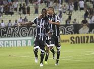 Ceará é superior, define vitória no 1º tempo contra o Criciúma, e entra no G4 da Série B