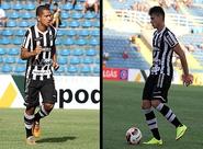 Vindos da Base, Caio César e Sanchez comemoram grande atuação