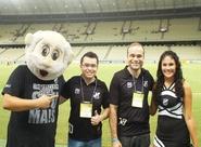 """Ceará 1 x 0 Oeste: """"Eu fui de camarote"""""""