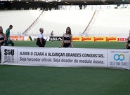 """""""Existe Uma Chance"""": Campanha une cearenses por doação de medula óssea"""