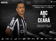 Ceará fecha 1º turno da Série B diante do ABC, no Frasqueirão