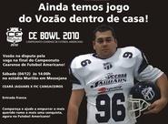 Ceará Jaguars terá jogo decisivo no sábado