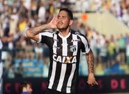 No PV, Ceará é superior e bate o Fluminense com gol de Leandro Carvalho