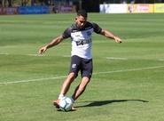 Ceará treina no Vovozão e dá sequência à preparação para partida contra o Botafogo