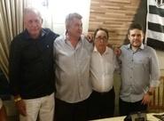 Criador do Projeto Ceará 2000, João Vilney é homenageado pelo Conselho Deliberativo