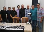Zé Eduardo e Professor Tarcizio são homenageados pelo Conselho Deliberativo