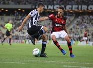 Primeira Liga: Ceará e Flamengo ficam no empate sem gols na Arena Castelão