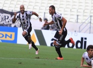Wallace marca e Ceará vence primeiro jogo da final contra o Ferroviário