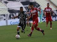 Lima marca, Ceará bate o CRB e engrena a quarta vitória seguida na Série B