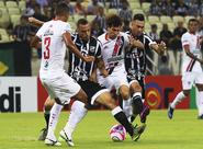 Contra o Ferroviário, Ceará domina partida, sai atrás, mas empata com gol de Arthur