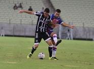 Fares Lopes: Ceará e Fortaleza empatam em 1 a 1, em jogo de ida das quartas-de-final