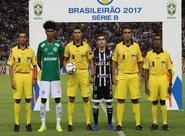 Com erro grotesco de arbitragem, Ceará só empata contra Guarani