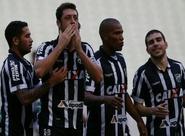 Com gol de Felipe Menezes, Ceará vence o Horizonte e garante classificação na Fares Lopes