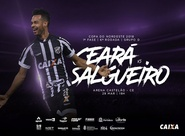 Nordestão: Já classificado, Ceará enfrenta o Salgueiro para manter a liderança do Grupo D