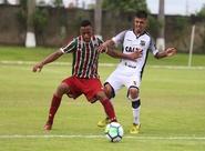 Copa do BR Sub-20: Ceará sai na frente, mas leva virada do Flu na estreia da competição