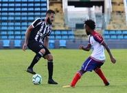 Pelo Brasileirão de Aspirantes, Ceará sai na frente, mas sofre virada do Bahia