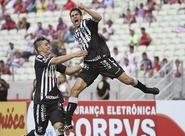 Superior em campo, Ceará vence o Fortaleza por 2 x 0