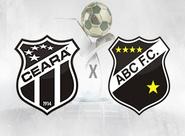 Para manter a liderança da Série B, Ceará recebe o ABC