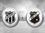 Em mais um confronto decisivo, Ceará x ABC duelam no PV