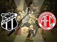 Continua a venda de ingressos para Ceará x América/RN, com preços promocionais