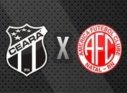 Continua a venda de ingressos para Ceará x América/RN