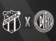 Começa hoje a venda de ingressos para Ceará x ASA