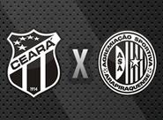 Pela quinta vez em 2013, Ceará e ASA de Arapiraca/AL se enfrentam