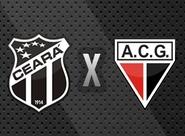 Para manter invencibilidade em casa, Ceará enfrenta o Atlético/GO