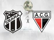 Para manter vivo o sonho do acesso, Vozão recebe o Atlético/GO