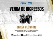 Tem promoção! Venda de ingressos para jogo contra Atlético/MG continua nessa 5ª feira