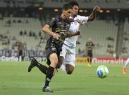 Magno Alves marca duas vezes, mas Vozão só empata com o Avaí