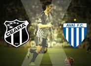 Começa hoje a venda de ingressos para Ceará x Avaí