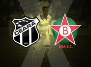 Para voltar a vencer na Série B, Ceará recebe o Boa Esporte